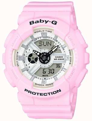 Casio Womens Baby-G Pink BA-110BE-4AER
