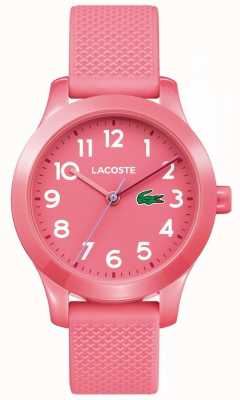 Lacoste Kids 12.12 Watch Pink 2030006