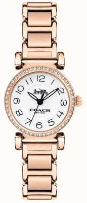 Coach Woman's Madison Rose Gold Crystal Set 14502853