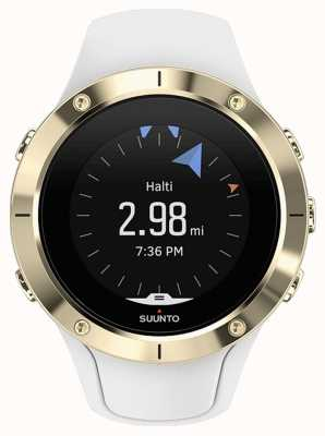 Suunto Spartan Trainer Wrist HR Gold Watch SS023426000
