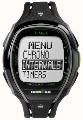 Timex Ironman Sleek 150 Black TW5K96400