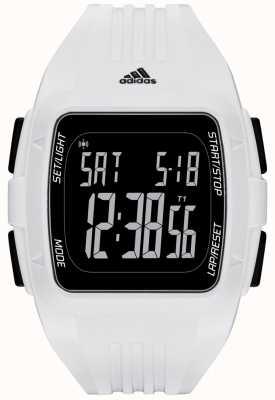 adidas Performance Mens Duramo Watch White ADP3260