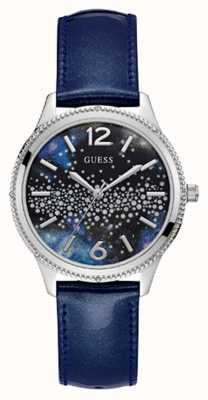 Guess Womens Celeste Trend Silver W1028L1