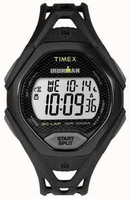Timex Mens Ironman Sleek 30 FS Black TW5M10400