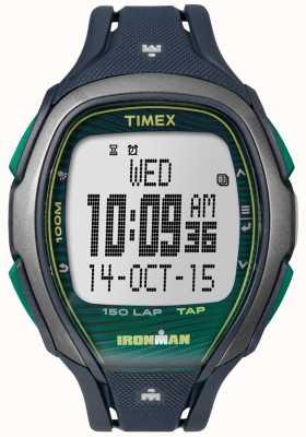 Timex Unisex Ironman Sleek 150 Blue Green TW5M09800