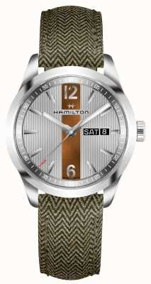 Hamilton Mens Broadway Day/date Quartz Watch H43311985