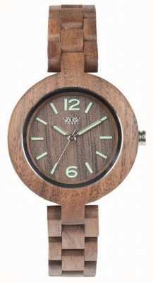 WeWood Mimosa NUT | Wood Strap | Wood Face | 70205700