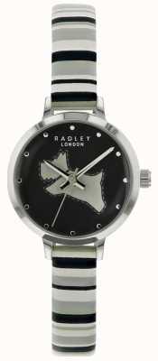 Radley Ladies Silver 24mm Case Ink Dial RY2627