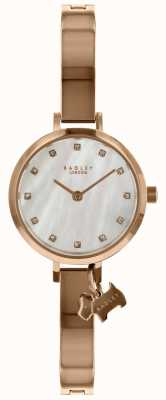 Radley Ladies 24mm Case White Dial With Dog Charm RY4336