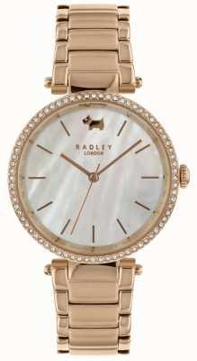 Radley Ladies 34mm Case Sunset BEZ White Dial RY4338