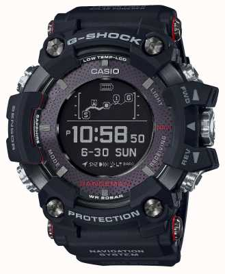 Casio Premium G-Shock Rangeman GPS Position Solar Rechargable GPR-B1000-1ER