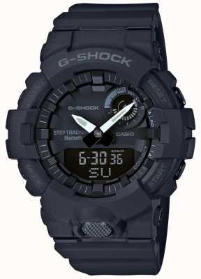 Casio G-Shock Bluetooth Fitness Step Tracker Black GBA-800-1AER