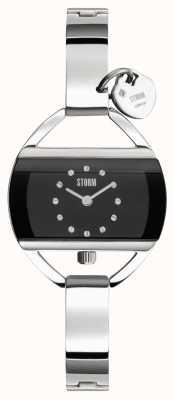 STORM Temptress Charm Black Stainless Steel 47013/BK
