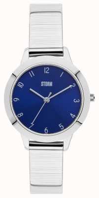 STORM Arya Blue Stainless Steel 47291/B