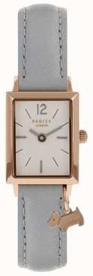 Radley Womens Primrose Hill Watch Grey Leather Strap RY2532