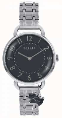 Radley Womens Southwark Park Watch Stainless Steel Bracelet RY4299