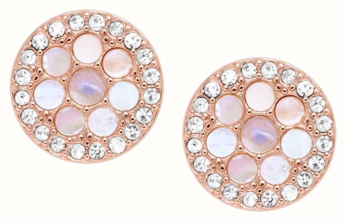Fossil Women Stainless Steel Stud Earrings - JF02906791 SraJARIz1u