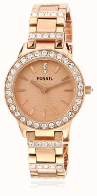 Fossil Womens Jesse Stainless Steel Strap ES3020