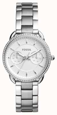 Fossil Womens Tailor Stainless Steel Strap ES4262