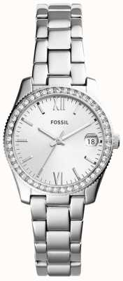 Fossil Womens Scarlette Stainless Steel Strap ES4317
