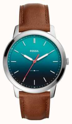 Fossil Mens The Minimalist 3H Leather Strap FS5440