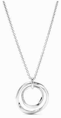 Fossil Womens Classics Stainless Steel Jewellery JF01146040