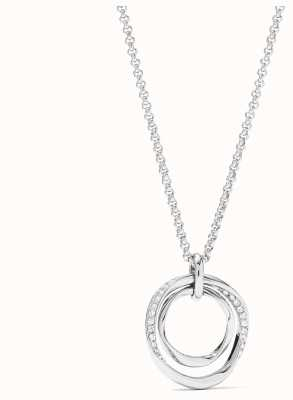 Fossil Womens Classics Stainless Steel Jewellery JF01218040
