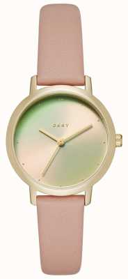 DKNY Womens The Modernist Leather Strap NY2739