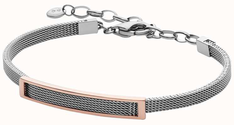Skagen Womens Anette Stainless Steel Mesh Jewellery SKJ0932998
