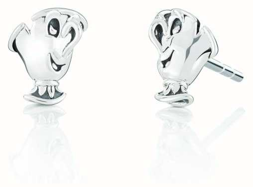 Chamilia | Disney Beauty and the Beast | Chip Earrings | 1310-0078