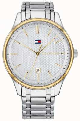 Tommy Hilfiger Mens Damon Stainless Steel Watch 1791491