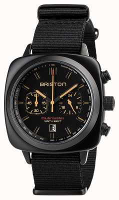 Briston Clubmaster Sport Black Matt 18142.PBAM.BS.4.NB