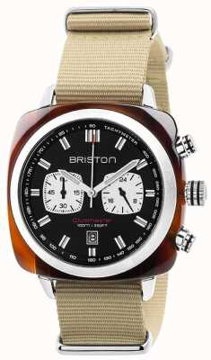 Briston Mens clubmaster sport icons watch 17142.SA.TS.1.NK