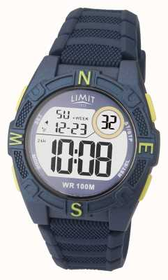 Limit Men's Digital Watch Blue Strap 5696.71