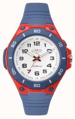 Limit Kids Watch Red & Blue Numbered Dial 5699.71