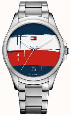 Tommy Hilfiger Unisex Bluetooth Android Wear Smartwatch 1791405