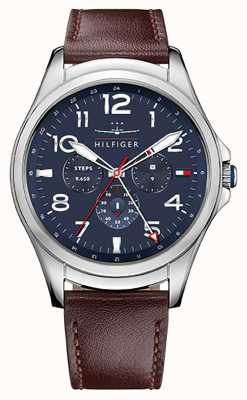 Tommy Hilfiger Unisex Bluetooth Android Wear Smartwatch 1791406