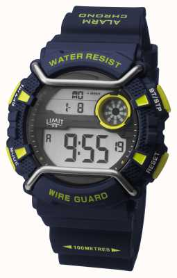 Limit Sports Blue Digital 5946
