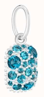 Chamilia Galaxy Birthstone Charm December Blue 2025-2505