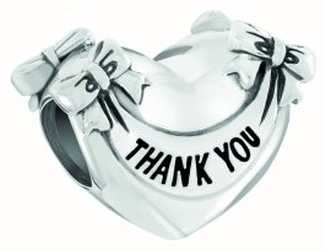 Chamilia 'Thank You' Heart Charm 2010-3608