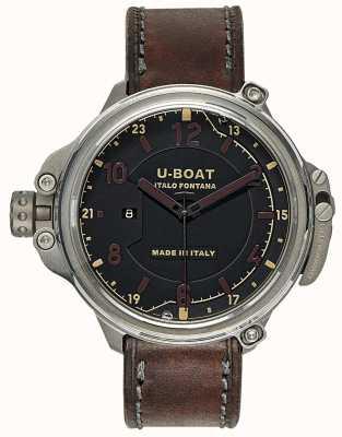U-Boat Limited Edition Capsule 50 Black 7469