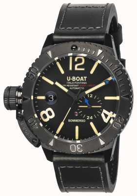 U-Boat Sommerso 46 DLC Automatic Watch 9015