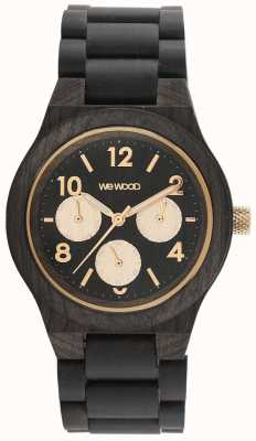 WeWood Kyra Black Rose Watch 70371313000