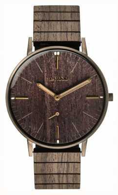 WeWood Albacore Gun Black Oak | Wood strap | 70370070000