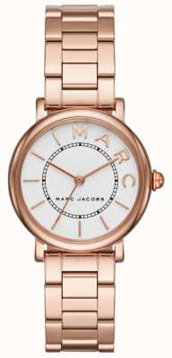 Marc Jacobs Womens Marc Jacobs Classic Watch Rose Gold Tone MJ3527