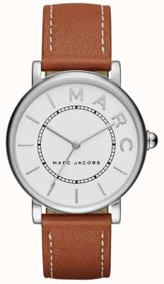 Marc Jacobs Womens Marc Jacobs Classic Watch Brown Leather MJ1571