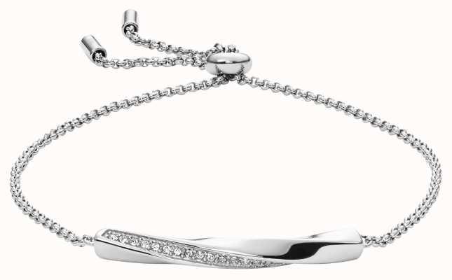 Fossil Womens Stainless Steel Bracelet JF03016040