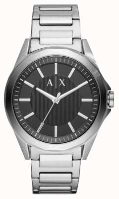 Armani Exchange Mens Stainless Steal Dress Watch AX2618