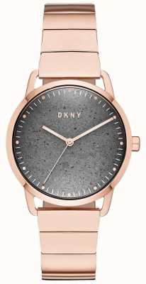 DKNY DKNY Ladies Greenpoint Watch Rose Gold NY2757