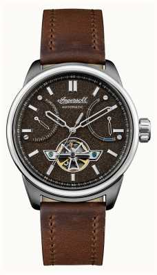 Ingersoll The Triumph Automatic Brown Leather Strap I06703